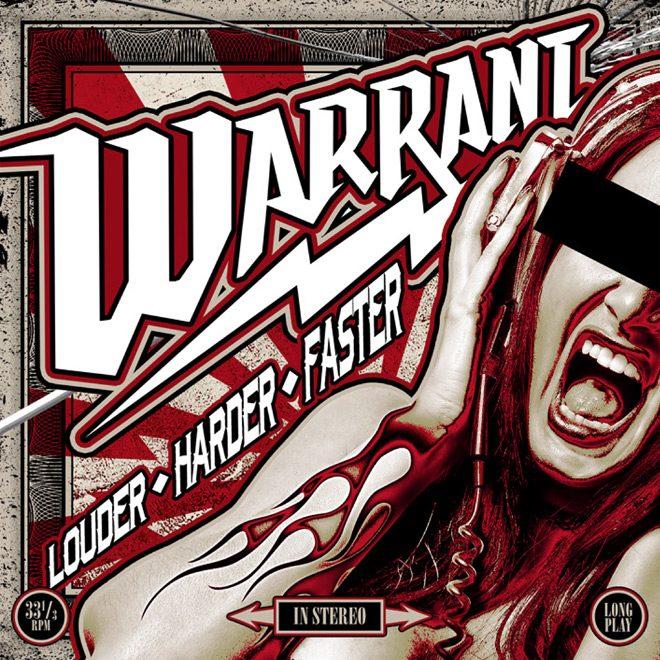 WARRANT lhf cover 3000 - Warrant - Louder, Harder, Faster (Album Review)