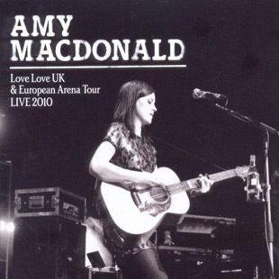 amy live album - Interview - Amy Macdonald
