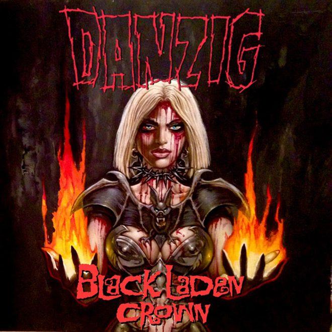 danzig album - Danzig - Black Laden Crown (Album Review)