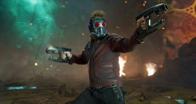 guardian 1 - Guardians of the Galaxy Vol. 2 (Movie Review)
