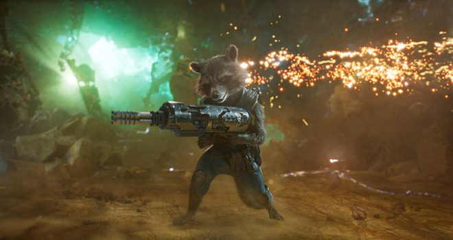 gurdian 2 - Guardians of the Galaxy Vol. 2 (Movie Review)