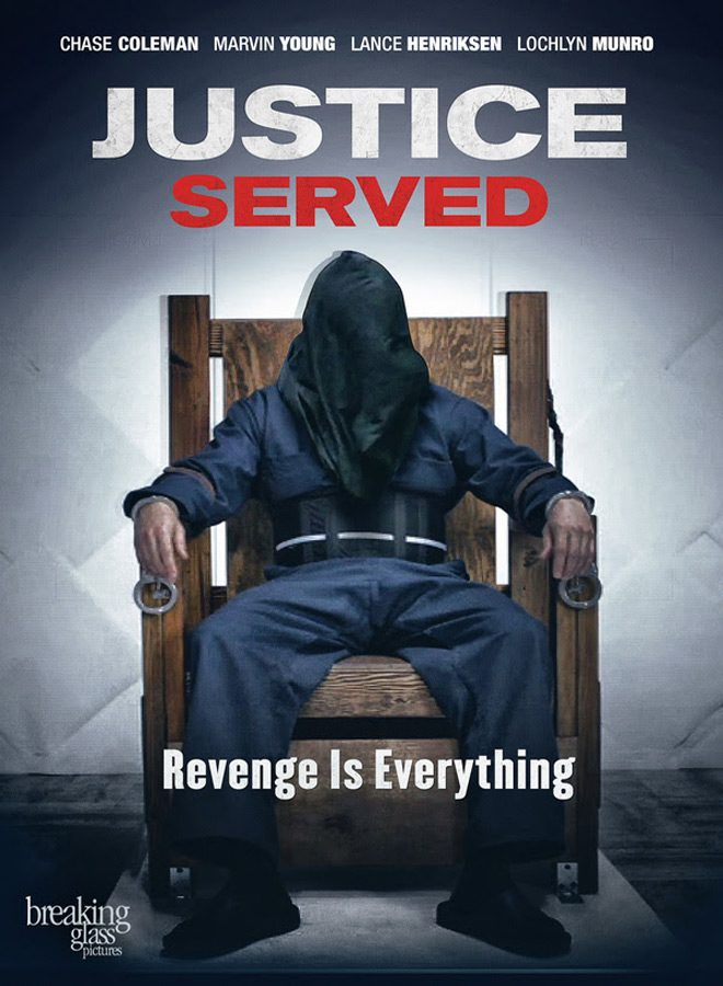 justice served 1 - Interview - Marvin Young AKA Young MC
