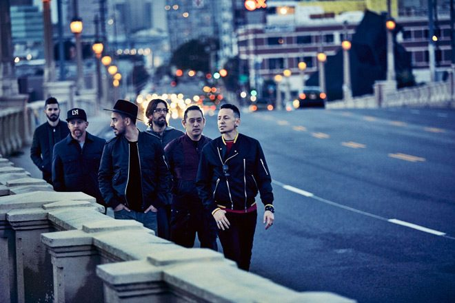linkin park band pic 2017 james minchin color 1 - Linkin Park - One More Light (Album Review)