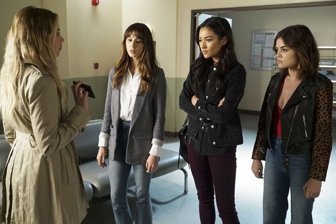 pretty 9th 2 - Pretty Little Liars - Hold Your Piece (Season 7/ Episode 13 Review)