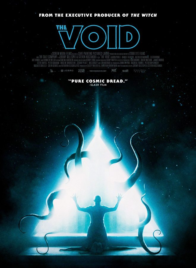 the void poster - The Void (Movie Review)