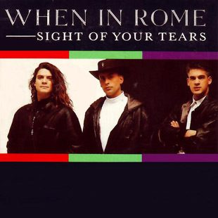 when in rome sight of your tears - Interview - Clive Farrington Original Member of When in Rome UK