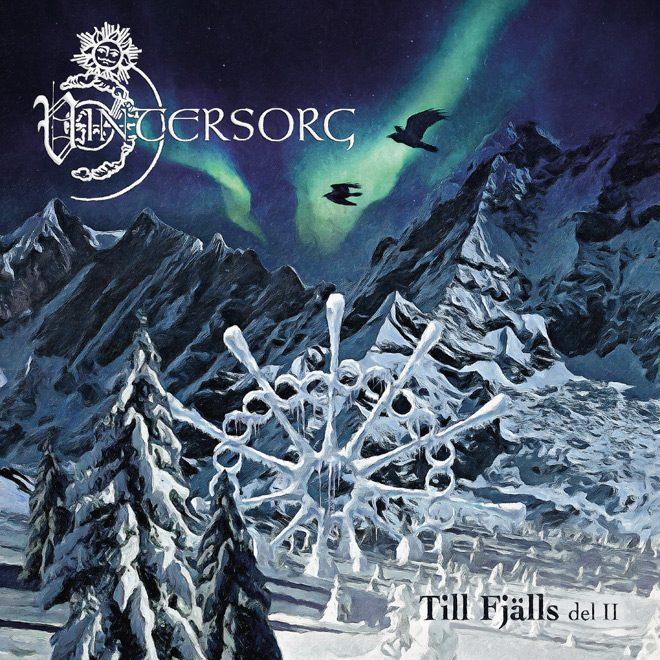695 Vintersorg CMYK - Vintersorg - Till Fjälls del II (Album Review)