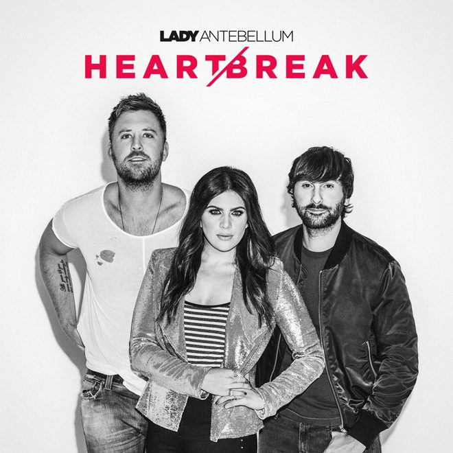 Lady Antebellum Heart Break 1490900097 - Lady Antebellum - Heart Break (Album Review)