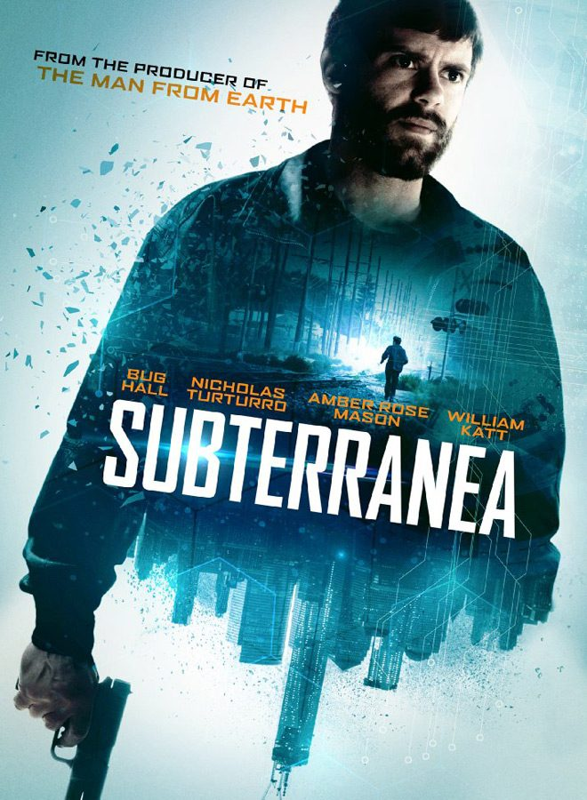 Subterranea movie poster - Subterranea (Movie Review)