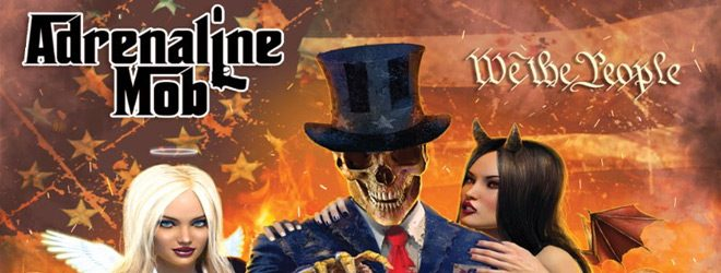 adrealine mob slide - Adrenaline Mob - We The People (Album Review)