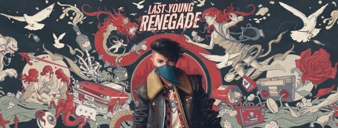 all time low slide - All Time Low - Last Young Renegade (Album Review)