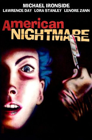 american nightmare movie poster - Interview - Alexandra Paul