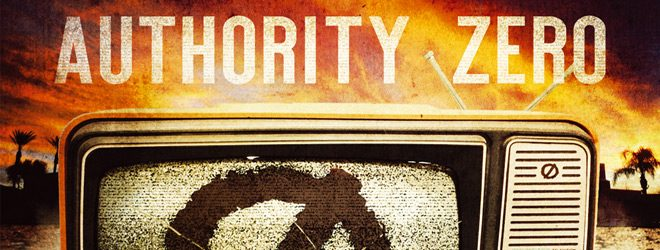 authority zero slide - Authority Zero - Broadcasting To The Nations (Album Review)