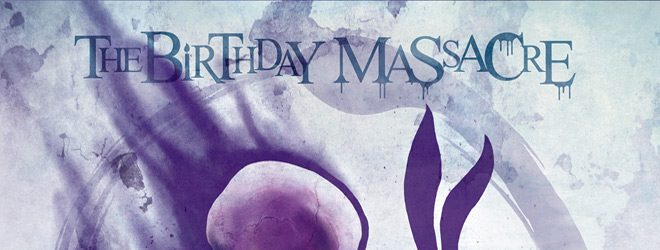 birthday massacre 2017 slide - The Birthday Massacre - Under Your Spell (Album Review)