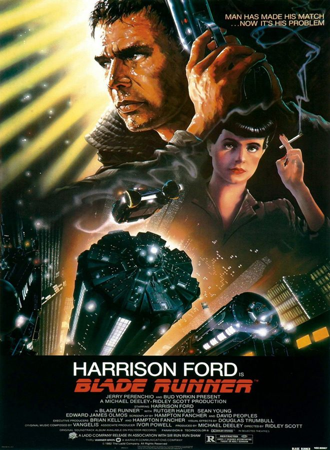 blade 3 - Blade Runner - 35 Years Of Dreaming About Electric Sheep