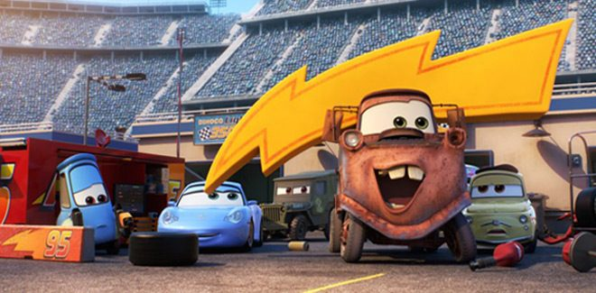 cars 3 3 still - Cars 3 (Movie Review)