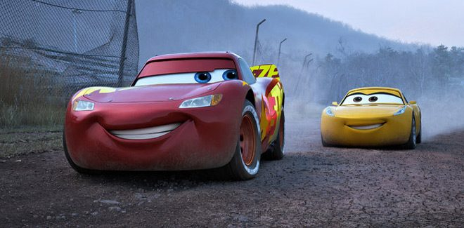 cars 3 still - Cars 3 (Movie Review)