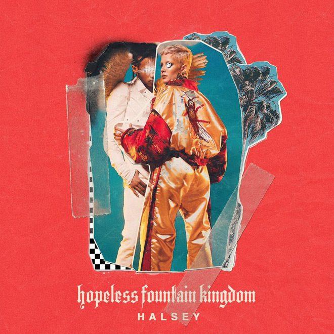 hasley 2017 album - Halsey - Hopeless Fountain Kingdom (Album Review)