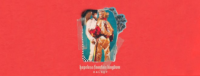 hasley 2017 slide - Halsey - Hopeless Fountain Kingdom (Album Review)
