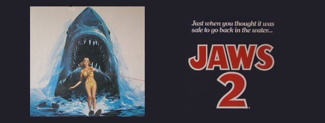 jaws big slide - This Week in Horror Movie History - Jaws 2 (1978)