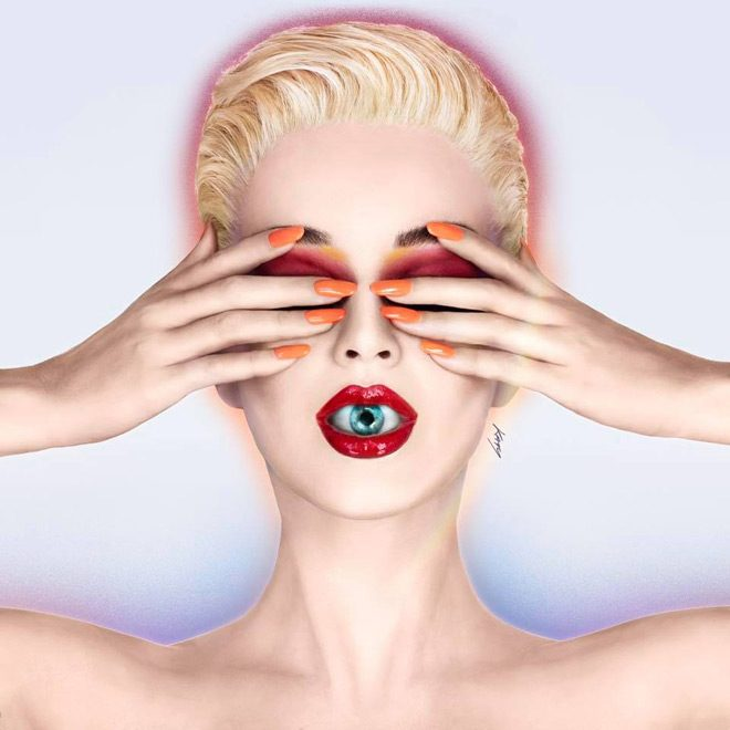 katy perry witness album cover - Katy Perry - Witness (Album Review)