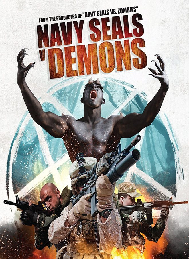 navy poster edited - Navy SEALS v Demons (Movie Review)