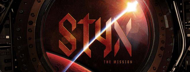 styx slide - Styx - The Mission (Album Review)