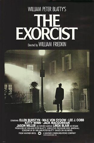 the exorcist poster - Interview - Shannon Larkin of Godsmack & The Apocalypse Blues Revue
