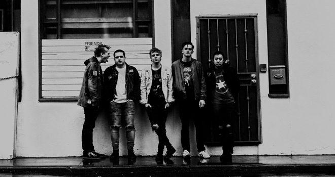 twn promo - The White Noise - AM/PM (Album Review)