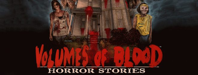 volumes slide 2 - Volumes of Blood: Horror Stories (Movie Review)