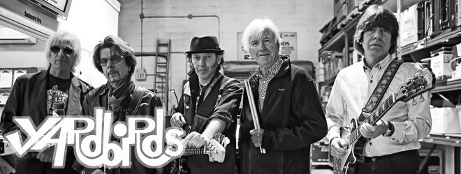 yardbirds slide - Interview - Jim McCarty of The Yardbirds