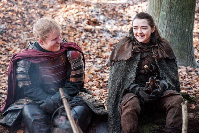 1 gbeUrj1aaWTt jR5Iq8LLQ - Game of Thrones - Dragonstone (Season 7/ Episode 1 Review)