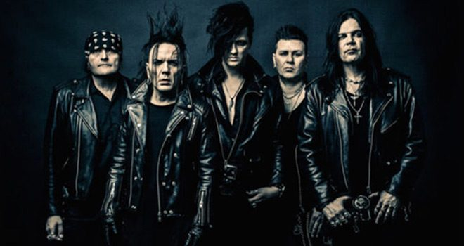 565C6ABD the 69 eyes to release jet fighter plane single video teaser streaming image - Interview - Jyrki 69 of The 69 Eyes