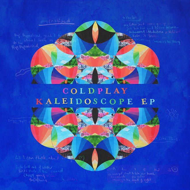 Kaleidoscope - Coldplay - Kaleidoscope (EP Review)