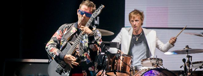 Muse 2017 live - Muse Bring Hysteria To Jones Beach, NY 7-22-17 w/ Thirty Seconds to Mars & Pvris