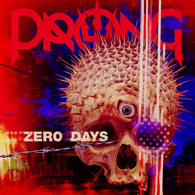 PRONG Zero Days - Interview - Tommy Victor of Prong