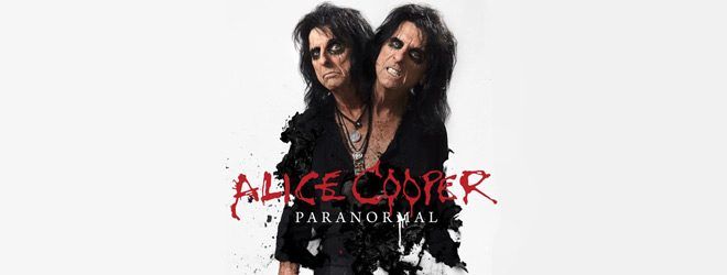 alice slide - Alice Cooper - Paranormal (Album Review)