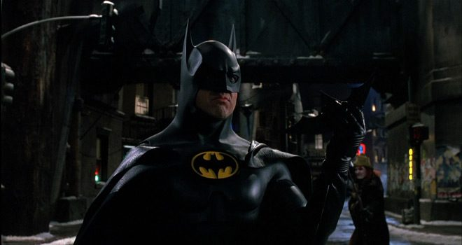 bat 1 - Batman Return - 25 Years Later