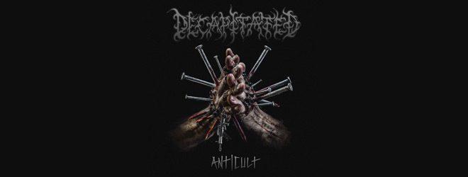 dec slie - Decapitated - Anticult (Album Review)
