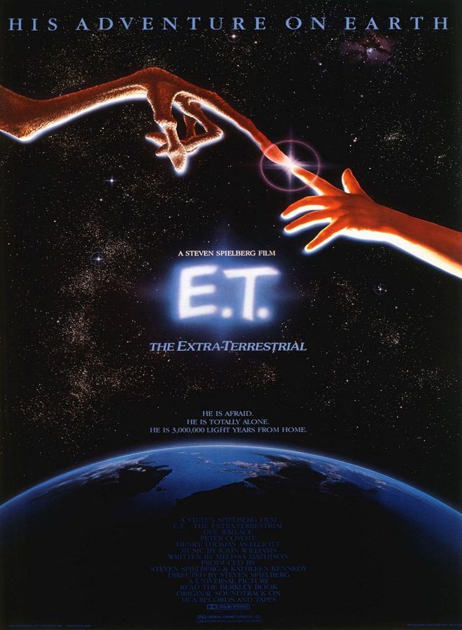 et 3 - E.T. the Extra-Terrestrial - Phoning Home 35 Years Later