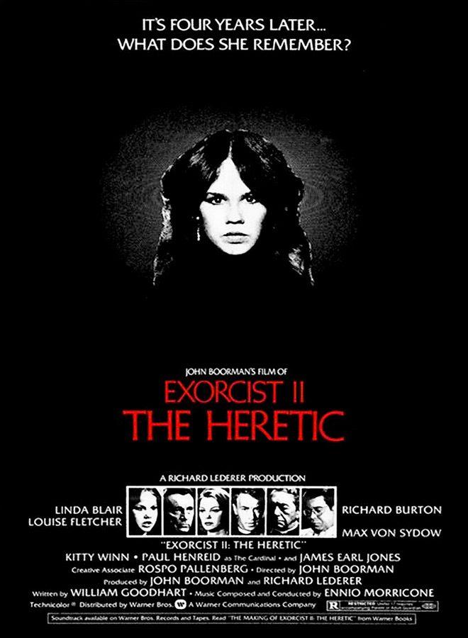 ex II 3 - Exorcist II: The Heretic Turns 40