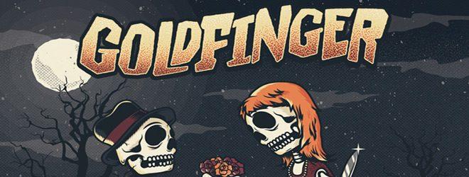 gold slide - Goldfinger - The Knife (Album Review)