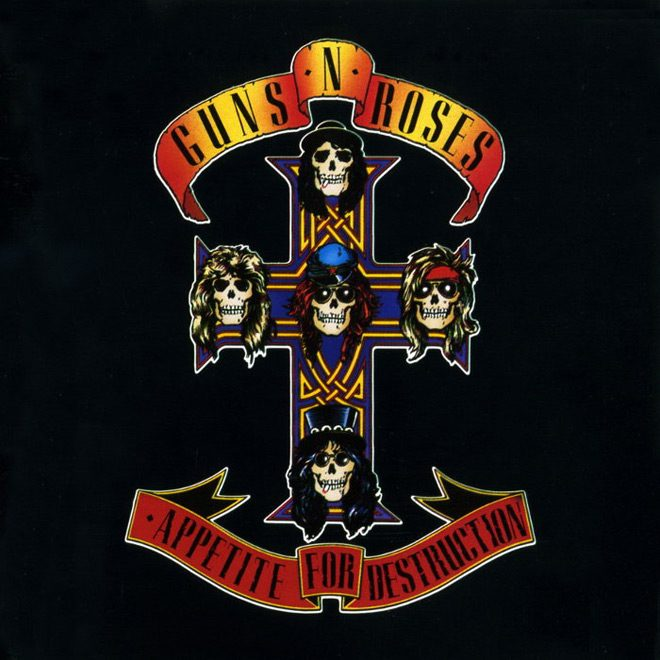 Guns N Roses An Appetite For Destruction 30 Years Later Cryptic