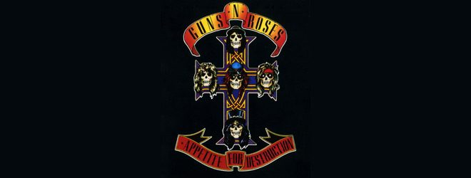 guns slide - Guns N' Roses - An Appetite For Destruction 30 Years Later