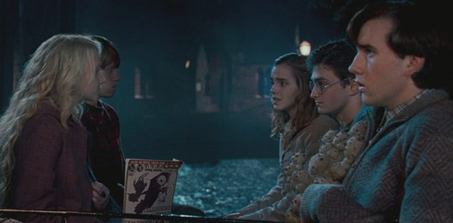 harry 1 - Harry Potter and the Order of the Phoenix - A Magical Journey 10 Years Later