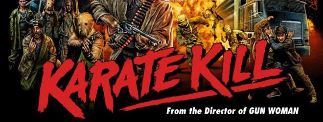 karate slide - Karate Kill (Movie Review)