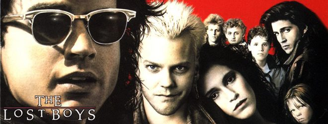 lost boys slide - The Lost Boys Sinks Its Fangs Into 30 Years