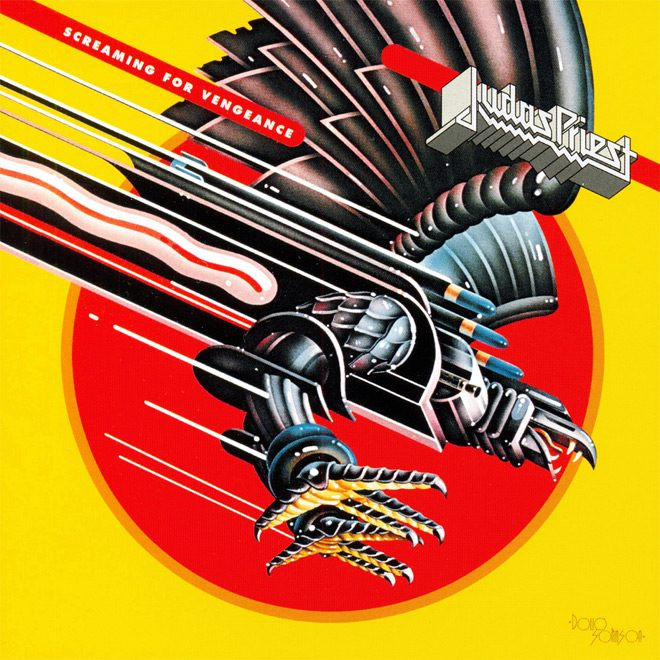 priest album - Judas Priest - Screaming for Vengeance 35 Years later