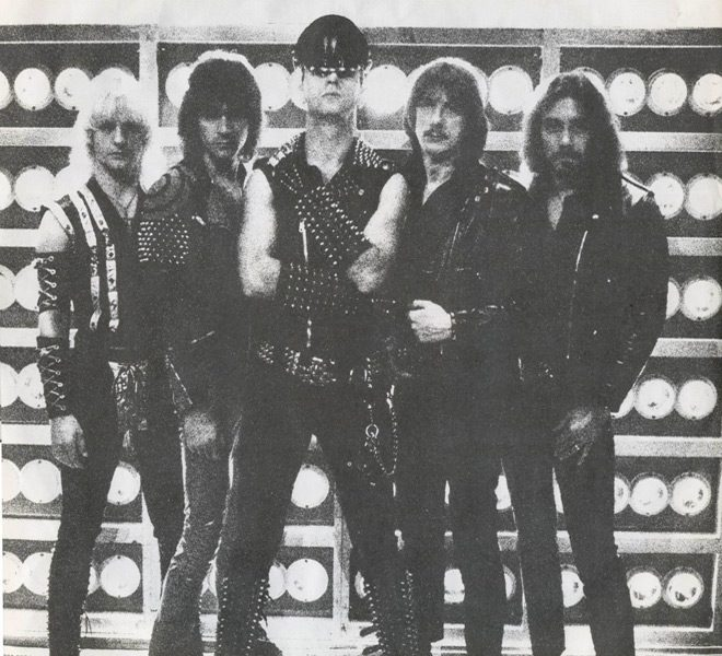 priest promo - Judas Priest - Screaming for Vengeance 35 Years later