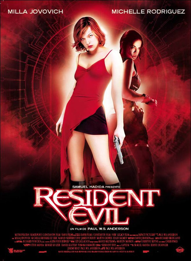 res poster - Resident Evil - 15 Years After Infection